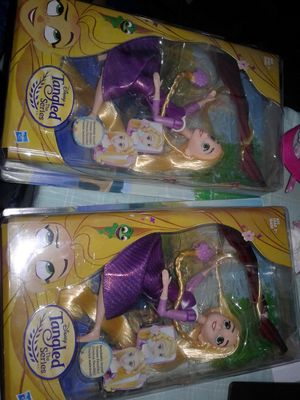 Rapunzel doll bundle $15 for Sale in Goodyear, AZ