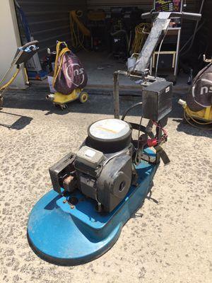 propane floor bluffer ( Onan motor ) for Sale in Roswell, GA