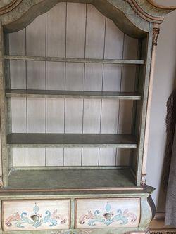 Desk And Shelf Hutch for Sale in Puyallup,  WA