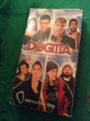 Dogma [VHS] for Sale in US
