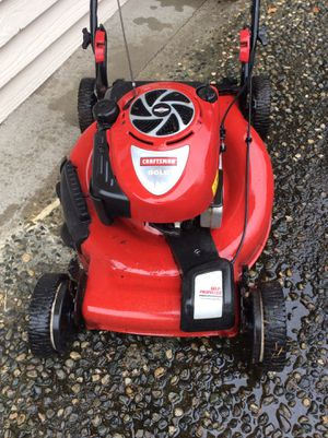 Craftsman Gold self propelled lawnmower for Sale in Bothell, WA