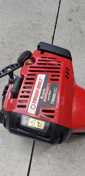 Troy Bilt weed eater edger for Sale in Clearwater, FL