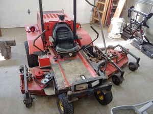 """Zero Turn Mower LASTEC 425HD, 38hp diesel and 96"""" cutting width for Sale in Ravenna, OH"""