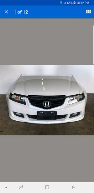 Used JDM 2004-2005 Acura TSX Euro-R JDM Front End Nose Cut for Sale in Atlanta, GA