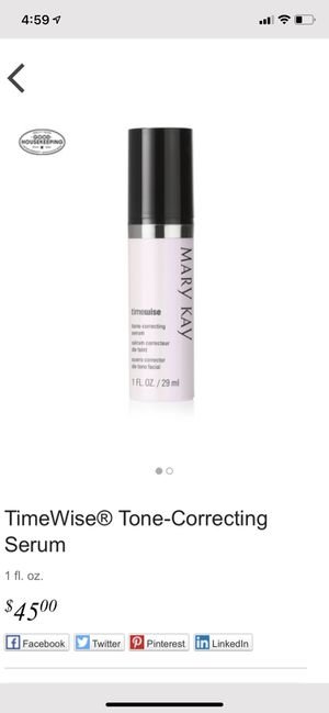 Tone correcting serum for Sale in Oceanside, CA