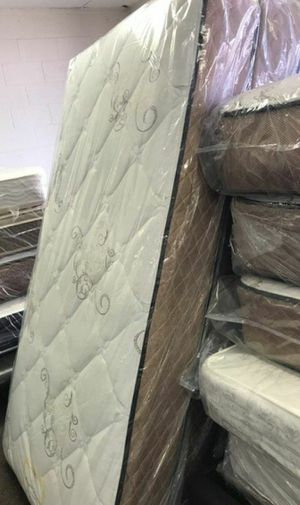 New king queen full twin thick orthopedic mattress, warranty for Sale in Las Vegas, NV
