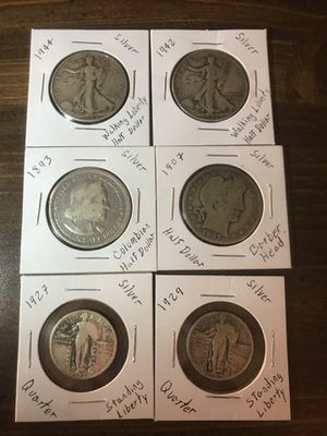 U.S. silver coins for Sale in Chino, CA