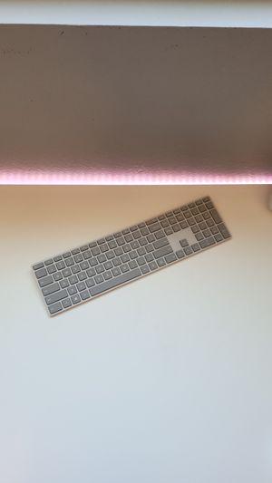 Microsoft surface keyboard with fingerprint sensor for Sale in Phoenix, AZ