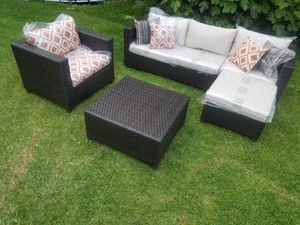 Outdoor patio furniture sectional for Sale in Marietta, GA