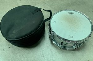 Yamaha Snare Drum (sd266a) with Cover for Sale in Long Beach, CA