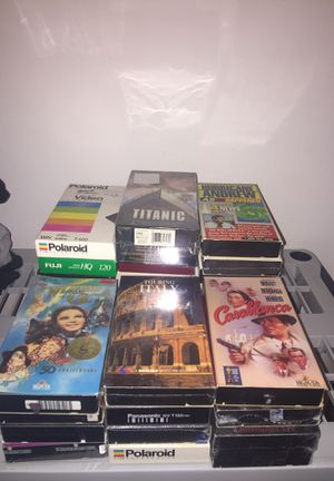 VCR Tapes for Sale in Hialeah, FL