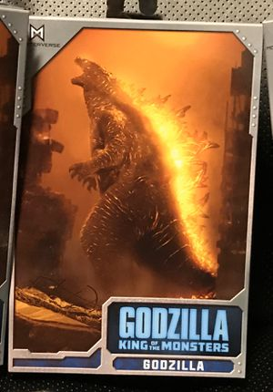 NECA Godzilla Action Figure Brand New Target Exclusive for Sale in Sacramento, CA