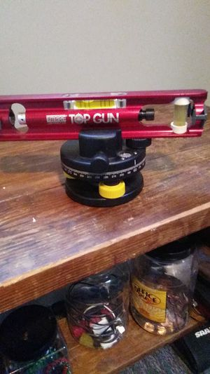 Empire top gun 2 laser torpedo level for Sale in Milford, MA
