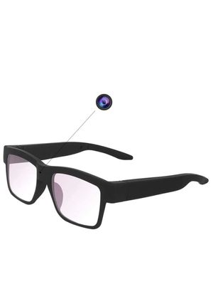 C amera Glasses 1080P Outdoor Mini HD Video Glasses Portable Wearable Eye Glasses with Camera for Outdoor Sports Driving,Riding,Fishing,Motorcycle for Sale in Carrollton, TX