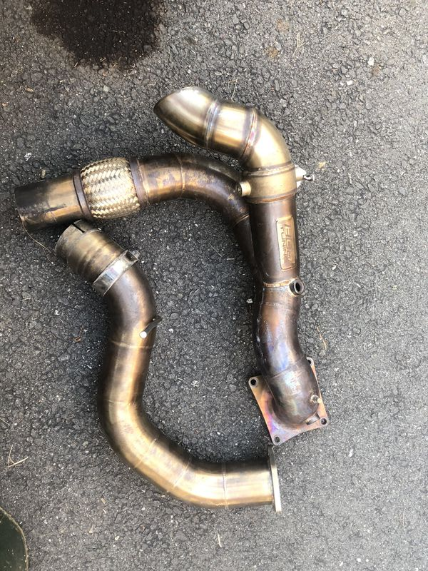 Civic type r downpipe