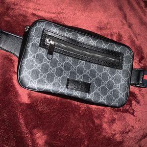 GG Black belt bag for Sale in Portland, OR