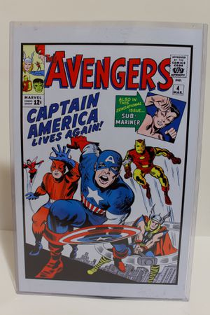 Avengers poster 17.3 inch x 11.5 inch for Sale in Tigard, OR