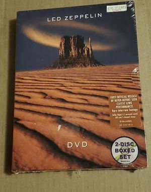 led zeppelin concert dvd brand new for Sale in Los Angeles, CA