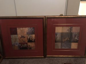 Artwork picture set. for Sale in Brentwood, CA