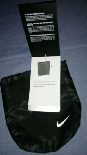 Blk.Nike Golf Sport II Valuables Pouch for Sale in Hannibal, MO