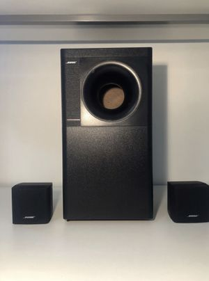 Bose acoustimass 3 series IV speaker system for Sale in West Haven, CT