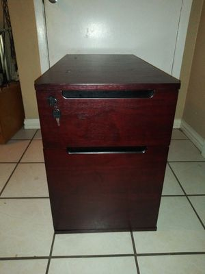 "Office furniture. 2'4"" x 1'6"" x 3'2"". for Sale in Carrollton, TX"
