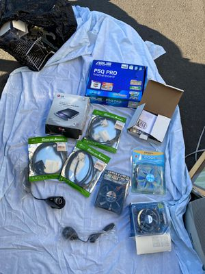 Cables and adapters and more $10for everything for Sale in Mountain View, CA