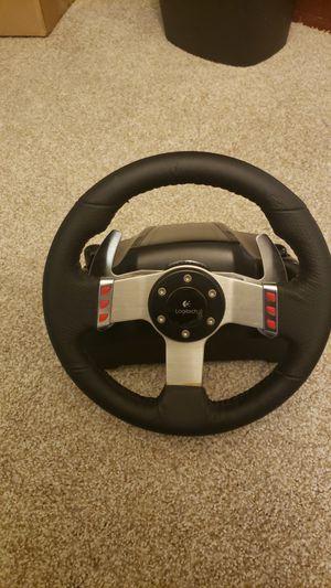 PC G27 Force Feedback Wheel for Sale in Alexandria, VA