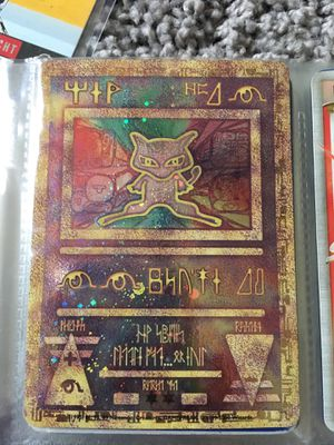 Lots of collectable Pokemon cards X's, ex's and more for Sale in Moseley, VA