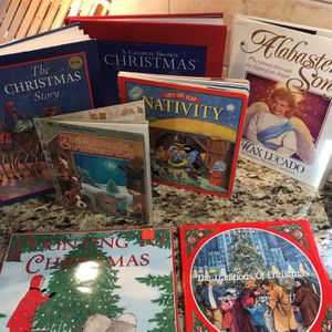 Christmas Books 25 Available for Sale in Rancho Cucamonga, CA