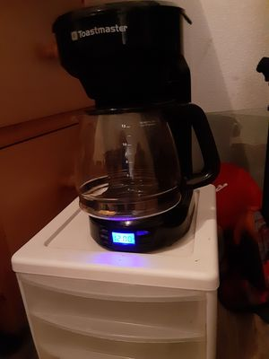Toastmaster coffee maker for Sale in Baytown, TX