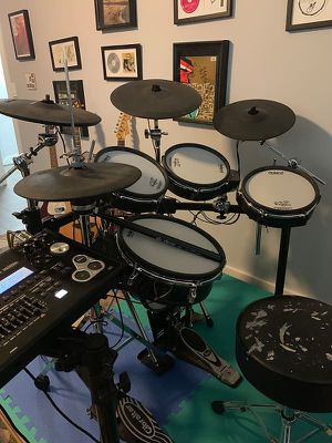 Roland TD-30kv electronic drumset for Sale in Miami, FL
