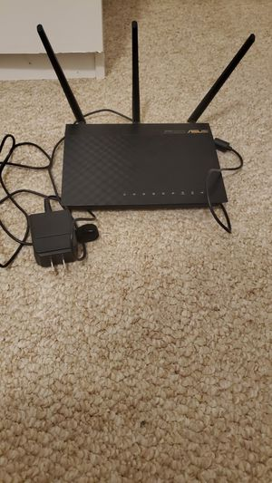 Asus rt-ac66u router for sale for Sale in Fort Myers, FL