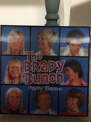 New The Brady Bunch Party Board Game for Sale in Tampa, FL