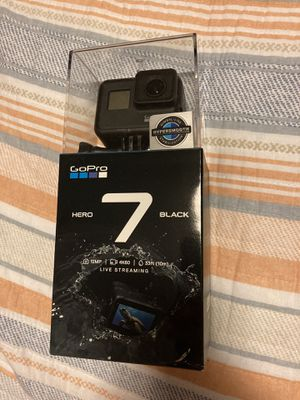 GoPro Hero 7 Black for Sale in Maumee, OH