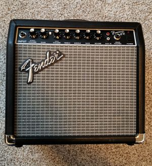 Fender Frontman 15R Guitar Amp with REVERB for Sale in Fontana, CA