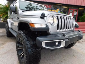2018 Jeep Wrangler Unlimited for Sale in Tampa, FL