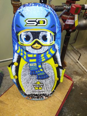 "Polar pals 36"" snow sled for Sale in Binghamton, NY"