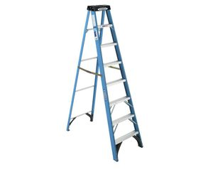 8 ft. Fiberglass Step Ladder with 250 lb. for Sale in Brooklyn Park, MD