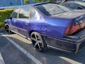 Chevy impala 2005 nice car for Sale in Miami, FL