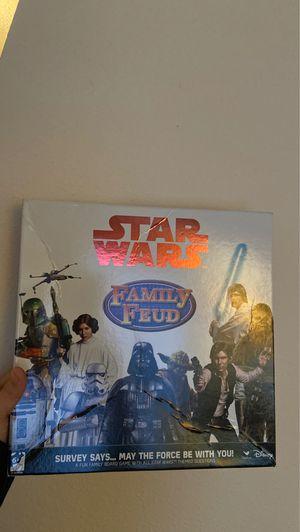 Star Wars family feud board game for Sale in Edmond, OK