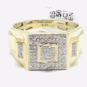 10Kt Men's Gold and Diamond Ring available on special offer for Sale in Indianapolis, IN