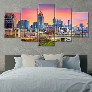 Atlanta Skyline Canvas Wall Art Prices Start at $79.94🔥Get It Here 👇StunningCanvasPrints,com👈 for Sale in Atlanta, GA