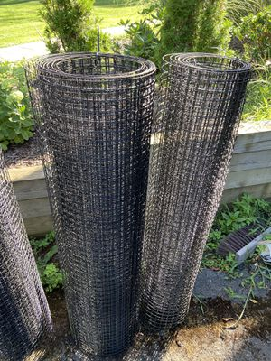 Black wire fence for Sale in Danbury, CT