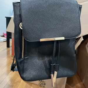 Black Backpack Purse for Sale in Schaumburg, IL