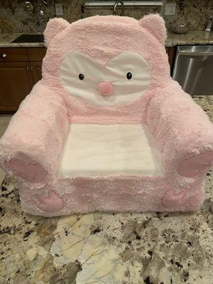 Kids plush chair for Sale in Pompano Beach, FL