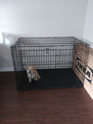 X-Large double door kennel for Sale in Dallas, TX