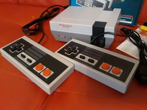 Mini Nintendo Style Video Console 600 Classic Games Super Mario Donkey Kong Contra Pacman Galaga and more $30! for Sale in Atlanta, GA