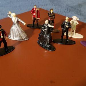 Harry Potter Metal Figurines for Sale in Escondido, CA