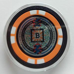 RARE Satori collectable Bitcoin including 0.001 Bitcoin for Sale in Hollywood, FL